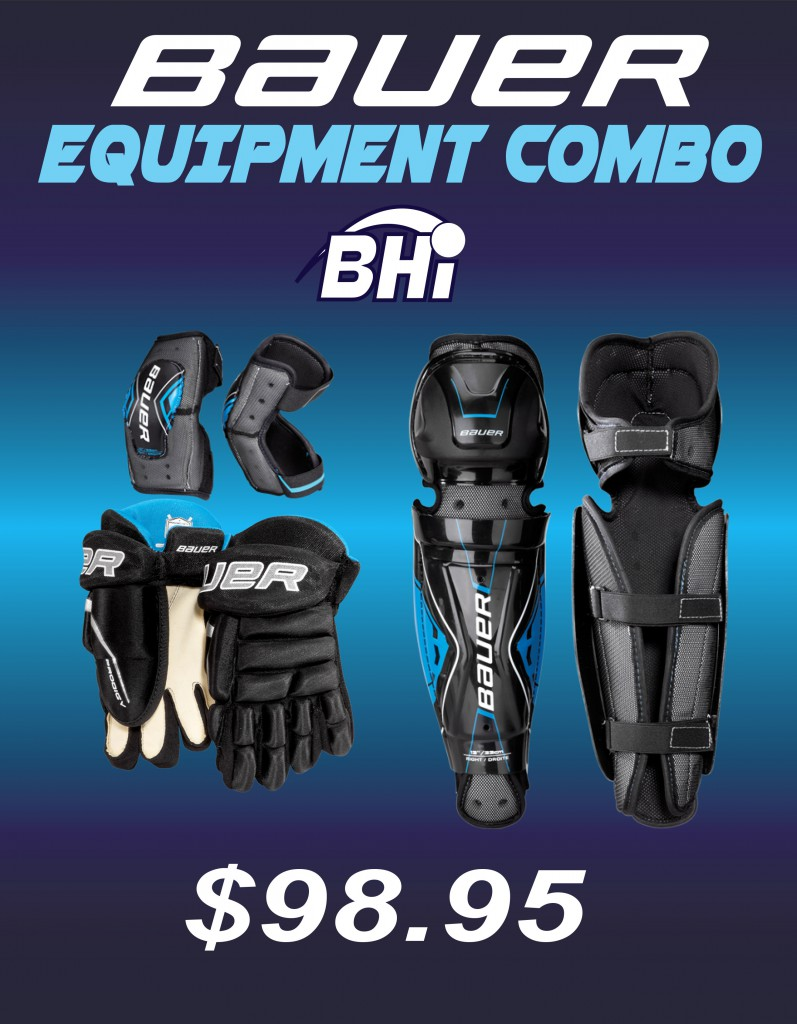 Bauer Equipment Package